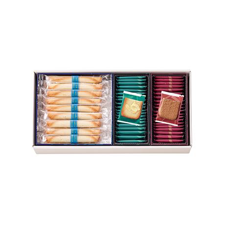 3種のクッキー詰め合わせ