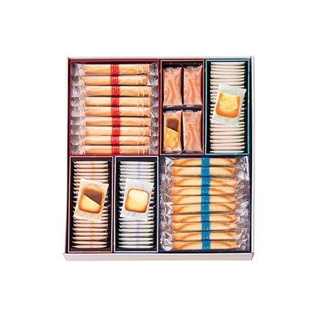 6種のクッキー詰め合わせ