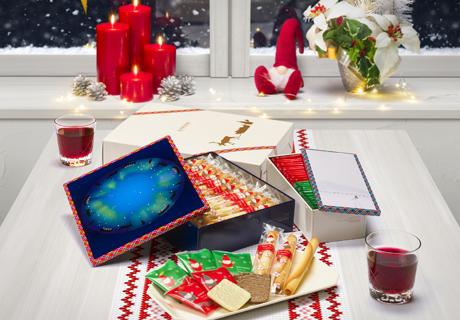 ヨックモック クリスマス商品 2018