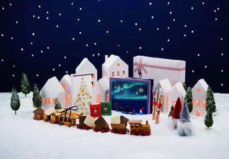 ヨックモック クリスマス商品 2019