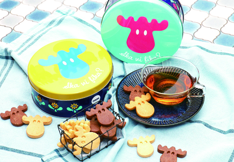 エルクの手作りクッキー