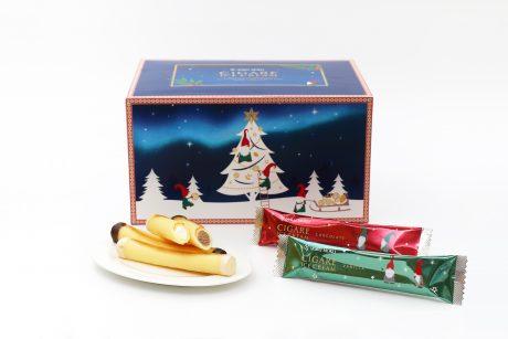 クリスマス シガール アイスクリーム