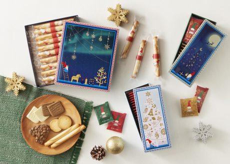 【11月1日発売】 ヨックモック クリスマス商品 2020